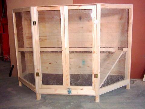 ikayaa kaninchenstall hasenstall kleintierstall h hnerstall meerschweinchenstall bunte. Black Bedroom Furniture Sets. Home Design Ideas